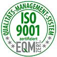 Qualitätssiegel Schweissen - ISO 9001
